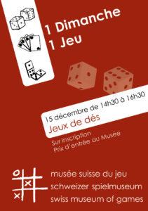 """[:fr]Autour de l'Avent - Jeux de dés et spectacle de magie[:en]""""Autour de l'Avent"""" - Dice games and magic show[:de]""""Autour de l'Avent"""" - Würfelspiele und Zaubershow [:]"""