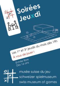 """[:fr]Soirées Jeuxdi[:en]Game nights """"Jeuxdi""""[:de]Spielabende  « Jeuxdi »[:]"""
