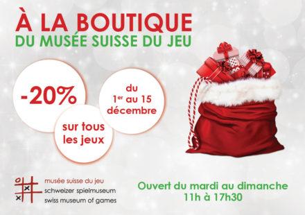 MSJ - boutique noel page d'accueil