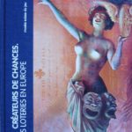 Creators of chances. Lotteries in Europe cover with female statue