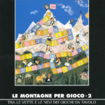 Le montagne per gioco 2nd edition board game to the mountain topLe montagne per gioco 2. Ausgabe Brettspiel bis zum Berggipfel