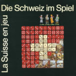 Switzerland in a game - dice game with discovering map